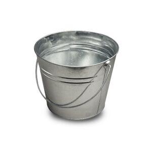 Metal Display Buckets