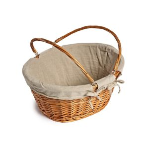 Wicker Shopping Baskets