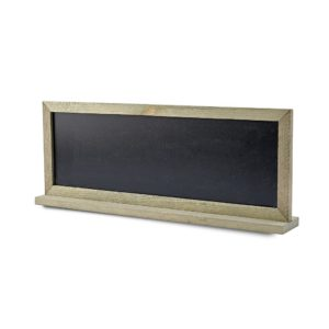 Table Top Chalkboards and Display Frames
