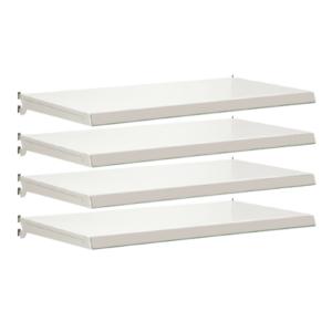 Pack of 4 complete shelves for Evolve S50i - Jura