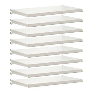 Pack of 8 complete shelves for Evolve S50i - Jura