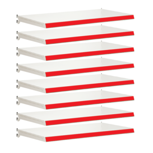 Complete Shelves - Pack of 8