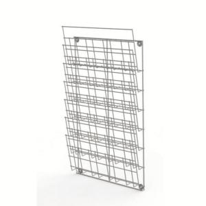 Leaflet Holder Display Rack